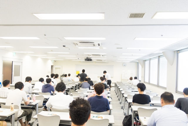 開業セミナーの講師体験について
